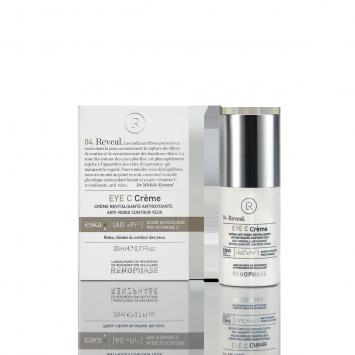 Крем для век с витамином С и гликолевой кислотой 20 мл Cream EYE C Reveal / Renophase
