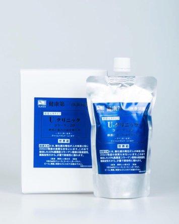 Питьевой 20 % нано-коллаген 300 мл / RUKEN