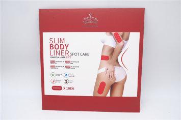 Набор масок для лечения ожирения отдельных участков тела Slim Body Liner SPOT CARE / Lamucha