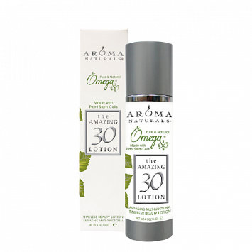 Лосьон Amazing 114 гр The Amazing 30 Omega-x Lotion / AROMA Naturals