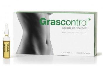 Витамины Вес Контроль Артишок 20 х 5 мл Grascontrol extracto Alcachofa Mesoestetic / Мезоэстетик