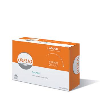 Окселио / Oxelio - Капсулы для красивого загара 60 капсул  | Jaldes / Жальд