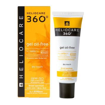 Солнцезащитный гель с SPF 50, 50 мл HELIOCARE 360º Gel Dry Touch Cantabria Labs / Кантабрия Лабс