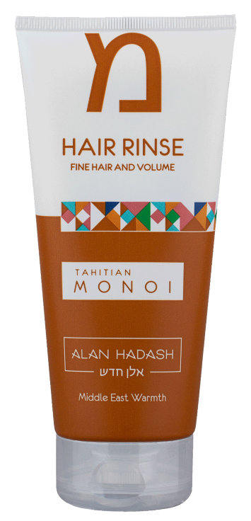 Кондиционер для тонких волос 200 мл Tahitian Monoi Alan Hadash / Алан Хадаш