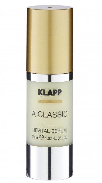 Восстанавливающая сыворотка 30 мл A CLASSIC  Revital Serum KLAPP Cosmetics / КЛАПП Косметикс