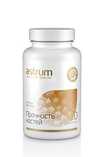 Аструм Бон-Эйд 20 таблеток ПРОЧНОСТЬ КОСТЕЙ Аструм / ASTRUM