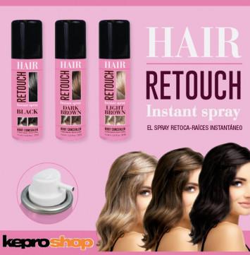 Спрей для окрашивания корней 75 МЛ Hair retouch spray KAY PRO / КЕЙ ПРО