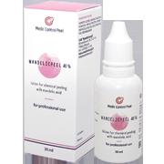Миндальный пилинг 30 мл Mandelicpeel 40% / MedicControlPeel