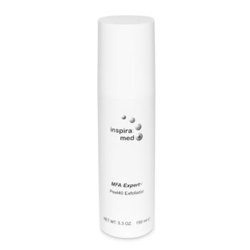 Пилинг на основе биокомплекса фруктовых кислот 40% (рН 3,0) 50 мл Peel40 Exfoliator NSPIRA MED+ Janssen Cosmetics / Янсен Косметикс