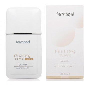 Интенсивно увлажняющая лифтинг сыворотка 30 мл FEELING TIME SERUM LIFTING / Farmogal
