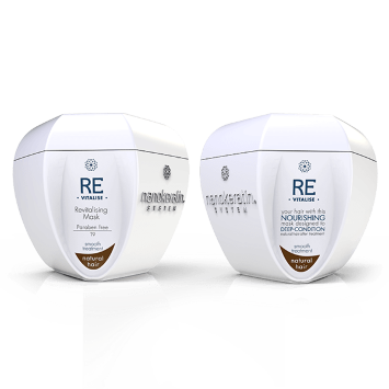 Восстанавливающая маска для волос 500 мл Revitalizing Mask Nanokeratin system / Нанокератин