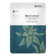 Восстанавливающая маска с экстактом мха (биоцеллюлоза) Moss Extract Revitalizing Repair Bio Cellulose Mask/ Timeless Truth Mask / T.T.Mask (Япони