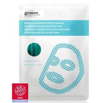 Маска глубокое увлажнение и уход (биоцеллюлоза)  Hydrating Bio-Cellulose Mask / Timeless Truth Mask