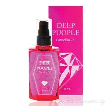 Масло камелии для волос 100 мл DEEP PUOPLE Camellia Oil Pampas / Пампас