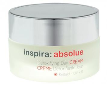Легкий дневной крем детоксицирующий 50 мл INSPIRA:ABSOLUE Janssen Cosmetics / Янсен Косметикс
