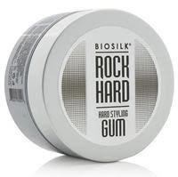 Крем для укладки волос сверхсильной фиксации 54 гр Hard Styling Gum Rock Hard BioSilk / БиоСилк