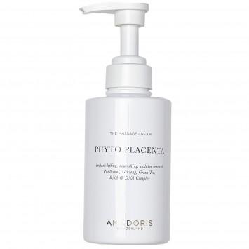 Массажный крем Фито Плацента для всех типов кожи 300 мл THE MASSAGE CREAM PHYTO PLACENTA AmaDoris / АмаДорис