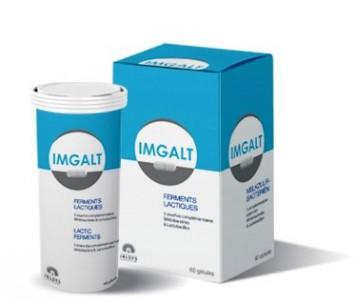 Имгальт / Imgalt - Пробиотик нового поколения 60 капсул | Jaldes / Жальд