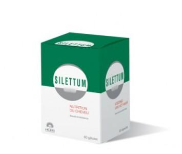 Силеттум / Silettum - Комплекс для восстановления, роста и красоты волос 60 капсул | Jaldes / Жальд
