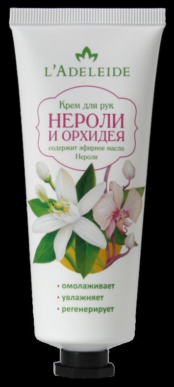 Крем для рук Орхидея и нероли 75 мл L'adeleide / Аделейд