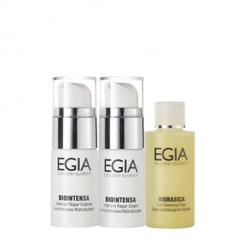 Дорожный набор № 2 для возростной кожи / EGIA