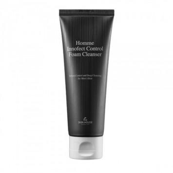 Глубокоочищающая пенка для мужской кожи 120мл / The Skin House