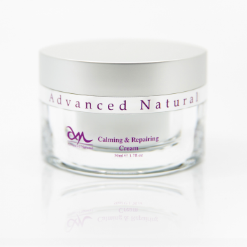 Успокаивающий и Восстанавливающий Крем для лица 50 мл, 250 мл Calming & Repairing Cream / Advanced Natural