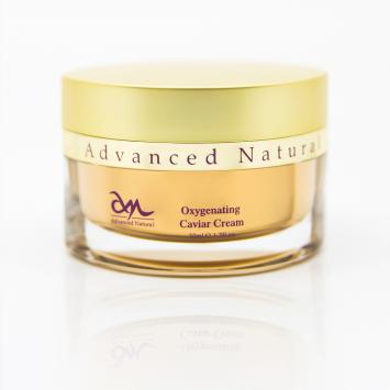 Кислородный крем с икрой  для лица 50 мл, 250 мл Oxygenating Caviar Cream / Advanced Natural