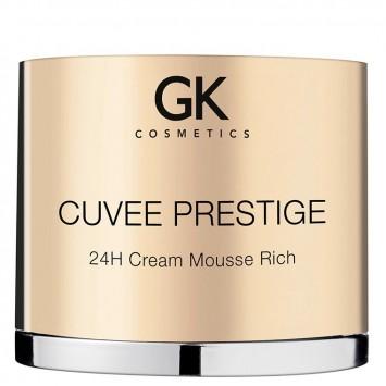 "Крем-мусс ""Питание 24 часа"" 50 мл CUVEE PRESTIGE 24H Cream Mousse Rich KLAPP Cosmetics / КЛАПП Косметикс"