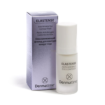 Омолаживающий флюид для контура вокруг глаз 30 мл ELASTENSE Anti-Wrinkle Eye Contour Dermatime / Дерматайм