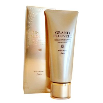 Пенка для умывания Гранд Флоувеил 100 гр GRAND FLOUVEIL Treatment Foam / Salon de Flouveil