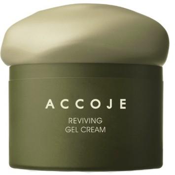 Восстанавливающий гель-крем для лица 10 мл, 50 мл Reviving Gel Cream Accoje