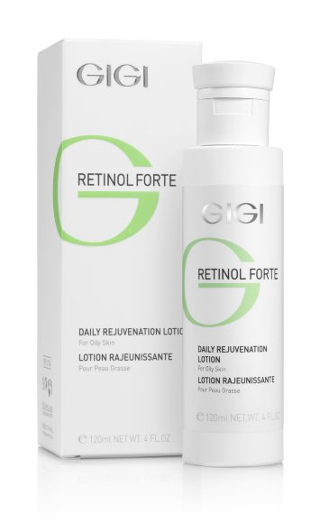 Лосьон-пилинг для жирной кожи / Retinol Forte Rejuvenation lotion for oily skin, 120 мл | GIGI