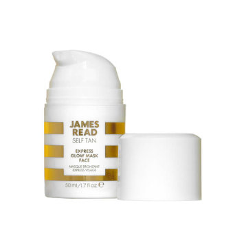 Экспресс-маска для лица автозагар EXPRESS GLOW MASK TAN FACE 50мл / JAMES READ