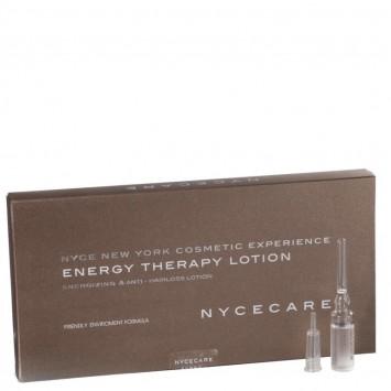 Лосьон против выпадения волос 11х6 мл Biorganicare Energy Terapy Lotionenergizing Anti-Hairloss Lotion NYCE / НАЙС