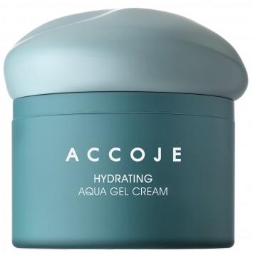 Увлажняющий крем-аквагель 5 мл, 50 мл Hydrating Aqua Gel Cream Accoje