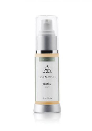 Подсушивающая сыворотка против угрей, для проблемной кожи.  30 мл. Clarity   | Cosmedix