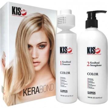 Набор для восстановления волос 250 мл + 500 мл KeraBond / KIS