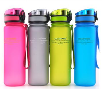 Бутылка UZSPACE для воды и других пищевых жидкостей 500мл. / UZSPACE