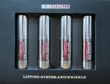 Интенсивно омолаживающая лифтинг-система | HYALURON – Lifting-System-Antiwrinkle