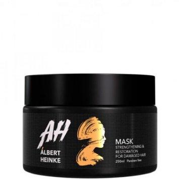 Маска для восстановления и укрепления поврежденных волос 250 мл ALBERT HEINKE Damaged Hair Mask EGOMANIA / Эгомания