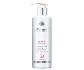 Шампунь для женщин против выпадения волос 240 мл Increir W Shampoo CELL FUSION C / Селл Фьюжн Си