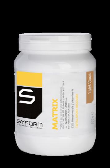Пищевая добавка 500 гр MATRIX wafer-hazelnut SYFORM / СИФОРМ