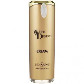 Омолаживающий крем с белым трюфелем 40 мл WHITE DIAMOND CREAM SPF 15 LeviSsime / Левиссим