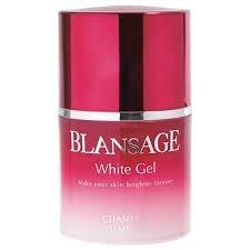 Гель против пигментации Блансаж на основе наносом 30 гр BLANSAGE WHITE GEL / Chanson Cosmetics