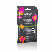 Тканевая вулканическая гавайская маска для детоксикации 15 гр Detox Micro-Extraction Sheet Mask ALBA Botanica / АЛЬБА Ботаника