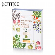 Маска для лица с ИЕРИХОНСКОЙ РОЗОЙ 30 гр​ Resurrection Plant Soothing Gel Mask / PETITFEE