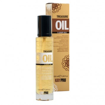 Увлажняющее ценное масло 100 мл TREASURE OIL KAY PRO / КЕЙ ПРО