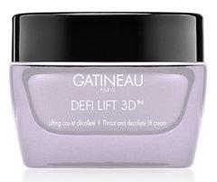 Лифтинг-крем для шеи и декольте 50 мл Defi Lift 3D Throat&Decollete Lift Cream Gatineau / Гатино