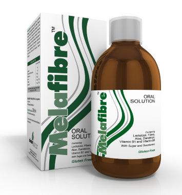 Melafibre бережное очищению кишечника, 300 мл  / Shedir Pharma